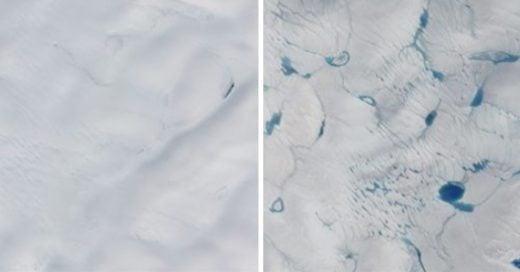 Cover Imágenes de la NASA que prueban que nos estamos acabando el planeta