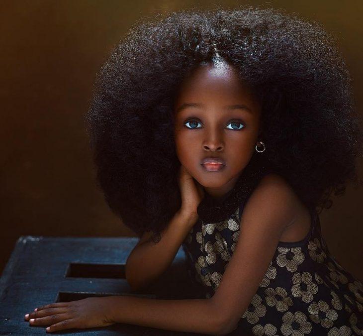 hermosos retratos nigerianos