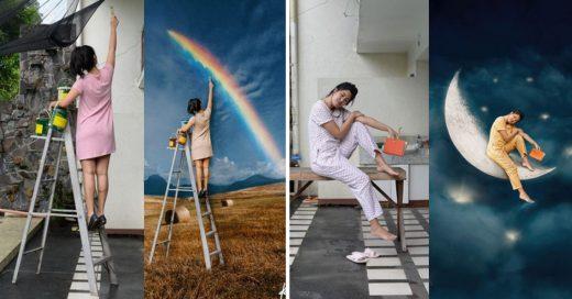 Cover Fotografías editadas con Photoshop