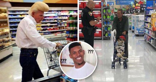 Cover Absurdas situaciones que ocurrieron en el supermercado