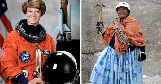 Cover Fotos que nos demuestran que las mujeres tienen súper poderes