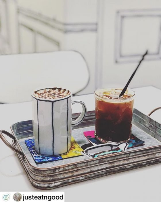 café coreano