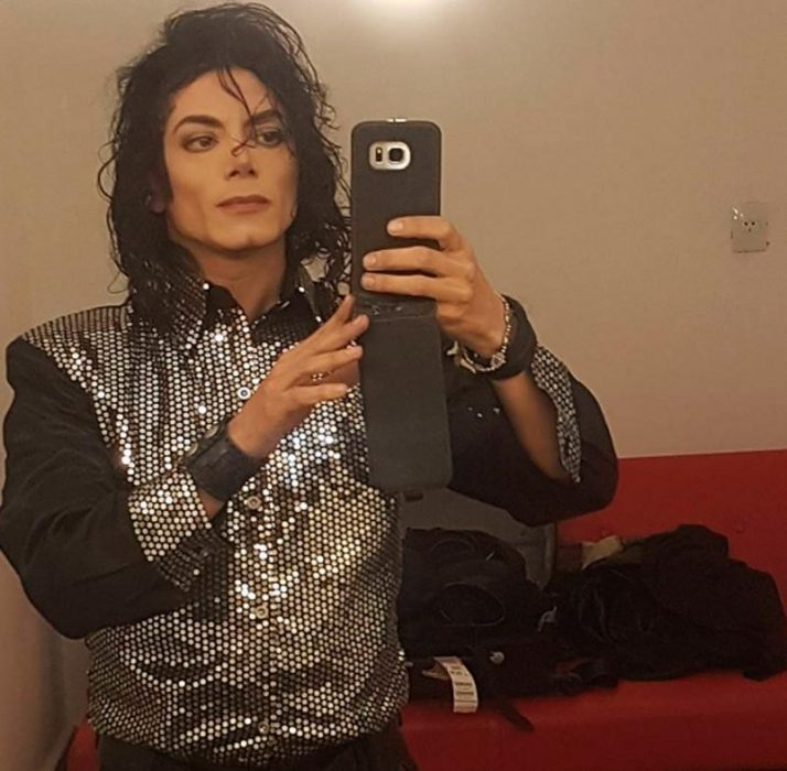 El doble de Michael Jackson
