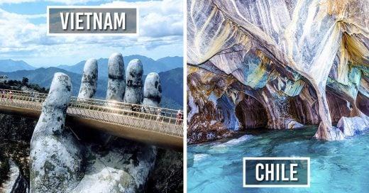 Cover Impresionantes sitios naturales de nuestro planeta que debes conocer