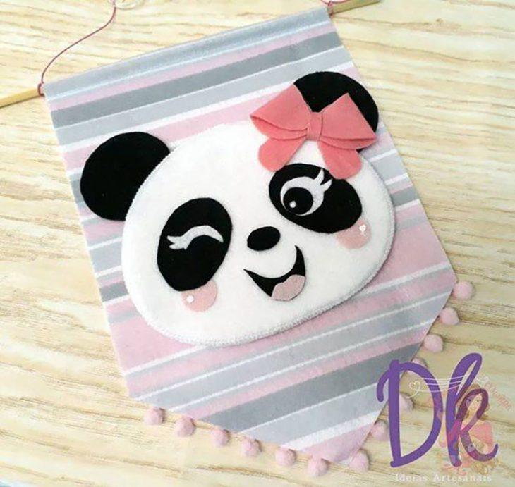 banderilla de panda