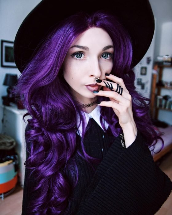 abello púrpura