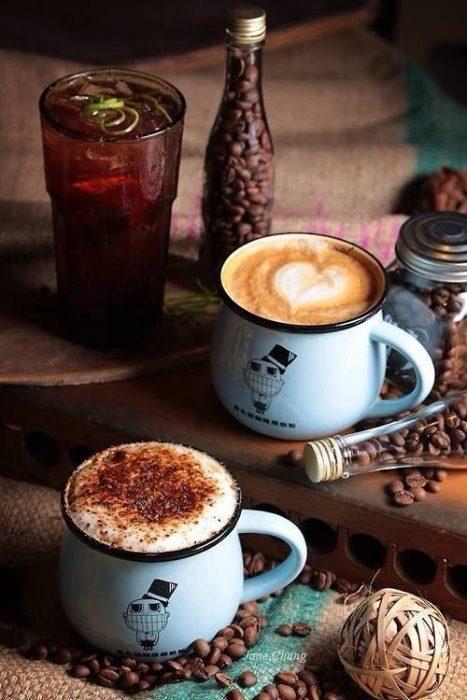 café tomado