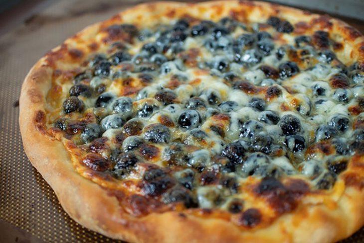 Pizza de boba