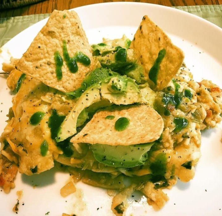 enchiladas feas