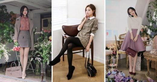 Cover Outfits coreanos ideales para la oficina