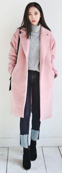 outfit tonos pastel