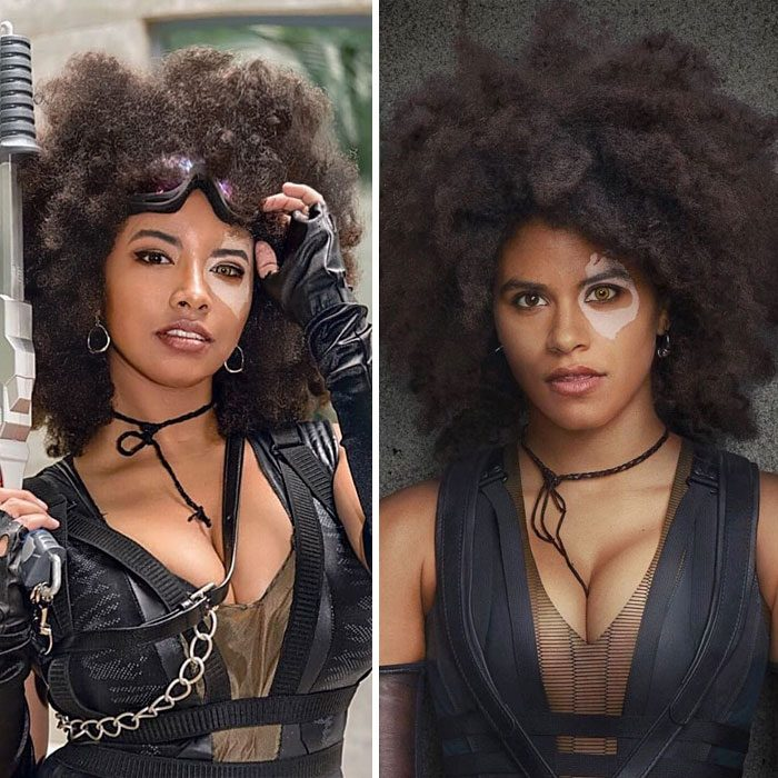 Domino - Deadpool 2
