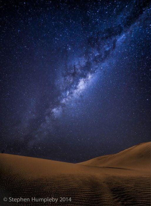 estrellas y arena
