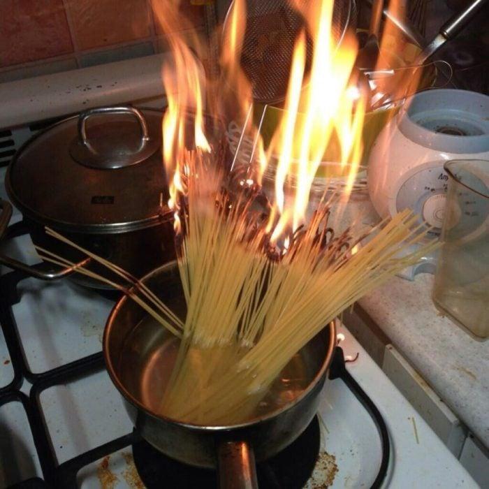 desastres que solo ocurren en la cocina recreoviral.com