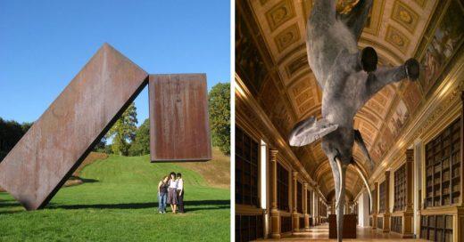 Cover Fascinantes esculturas que desafían la gravedad