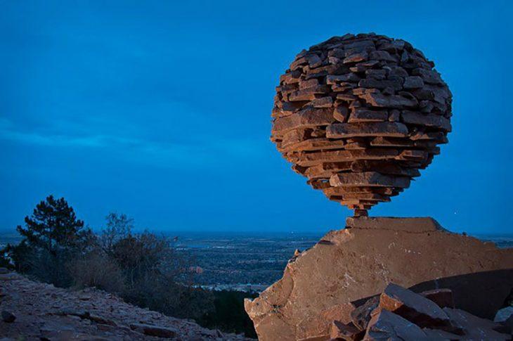 Rocas balanceándose - Michael Grab