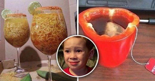 Cover Fotos de comida asquerosa