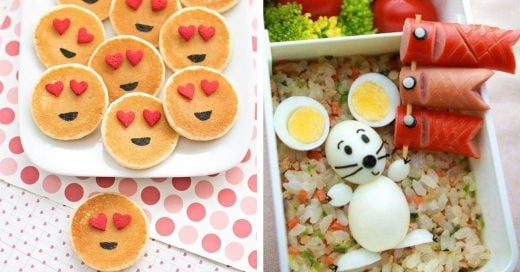 Cover Desayunos para niños