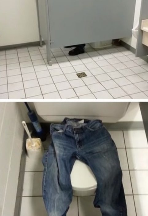 pantalones prank