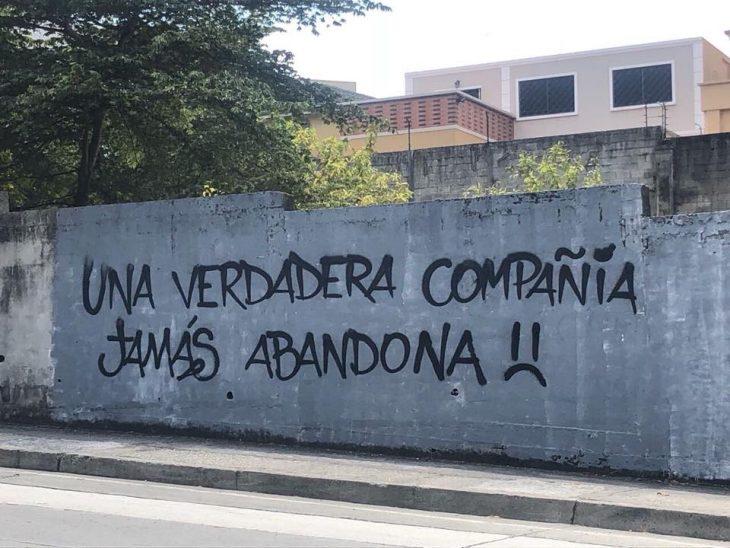 verdadera compañía grafitti