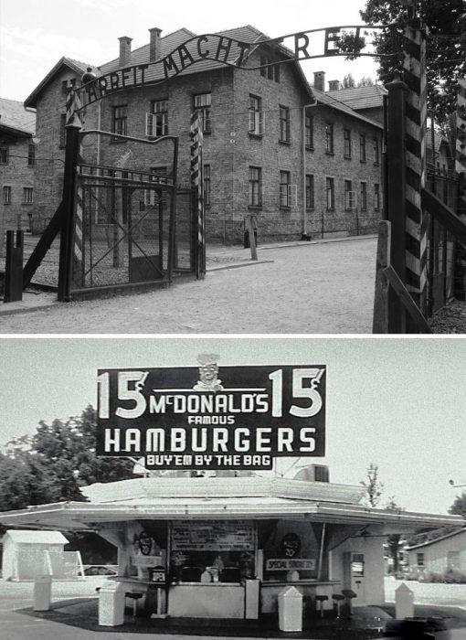 MacDonald's se fundó el mismo año que los campos de concentración nazis