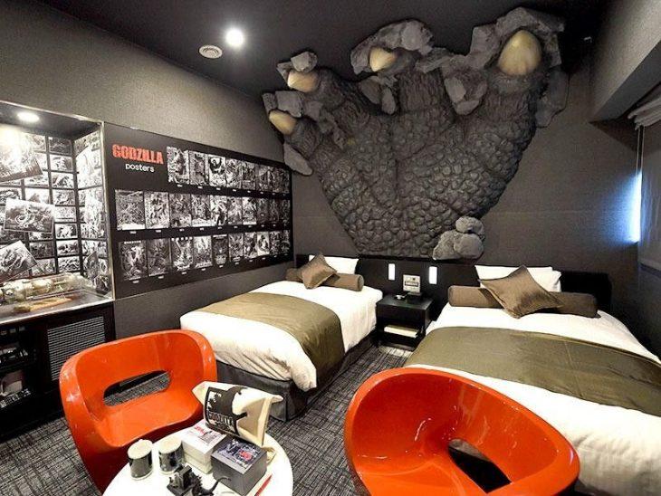 hoteles temáticos cine