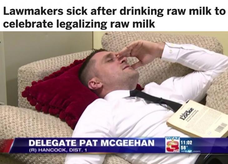 legisladores enfermos