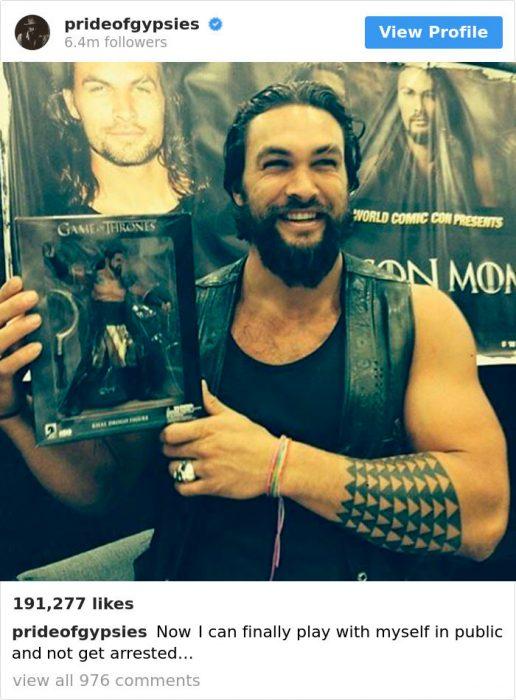 jason momoa el rey de instagram