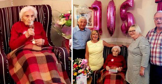 Cover Mujer de 105 años comparte el secreto de su longevidad
