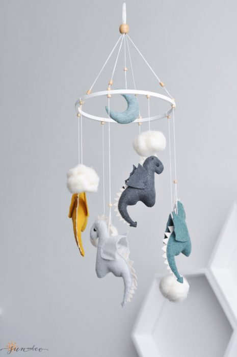 móviles cuarto de bebé recreoviral.com