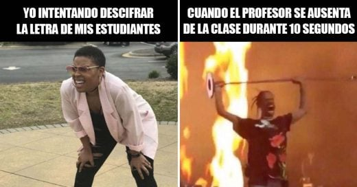 Cover De los mejores memes sobre profesores que te harán reír mientras ellos lloran