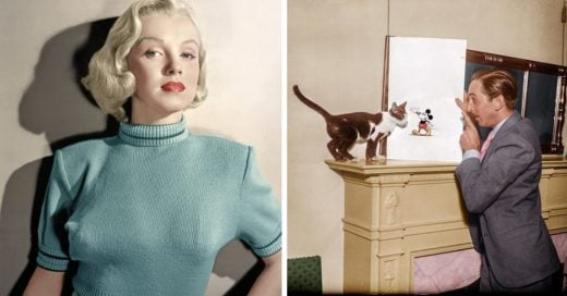 Cover Imágenes vintage que fueron coloreadas digitalmente