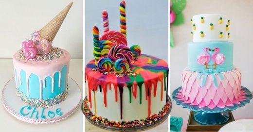 Cover Pasteles originales de cumpleaños