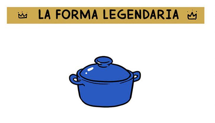 forma legendaria