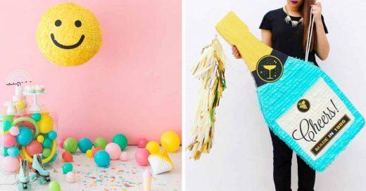 Cover Piñatas que no solo los niños disfrutatán