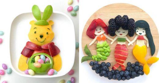 Cover Ideas divertidas para que tus hijos coman más fruta