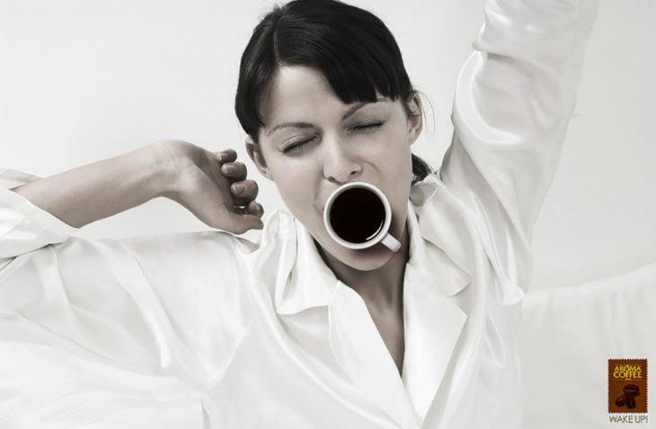 Despierta, Aroma coffee
