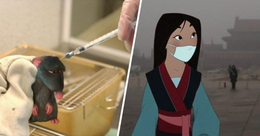 Cover Así vivirían los personajes de Disney en la vida real