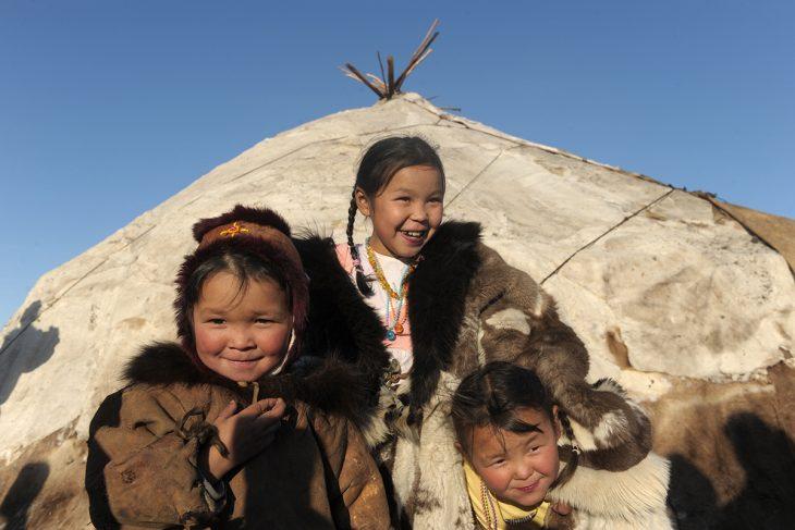 indígenas rusos