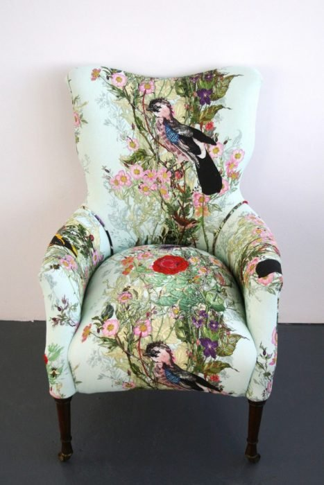 sillón pajarito