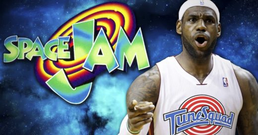 Cover Space Jam 2 y el protagonista será LeBron James