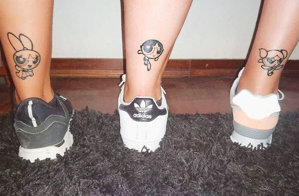 15 Lindos Tatuajes Que Pueden Hacerse Tu Y Tu Hermana