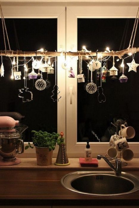 Decoración navidad adornos