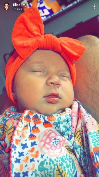 recién nacida fallece por herpes labial