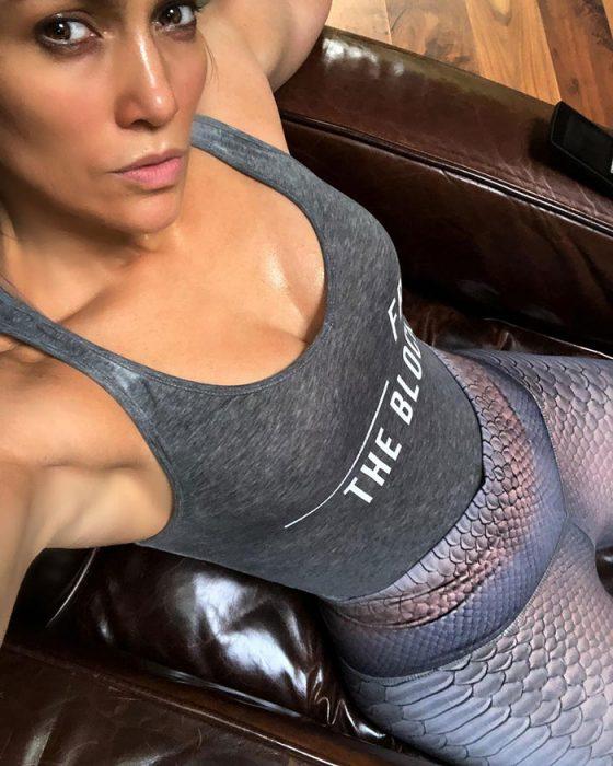 jlo ropa de ejercicio