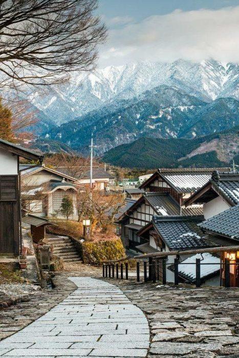 Nagano, Japón