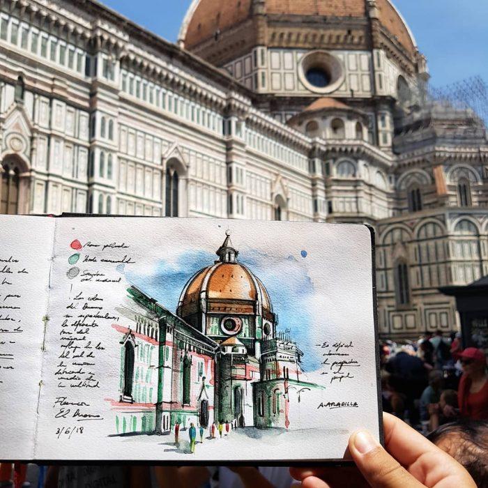 El Duomo, Florencia