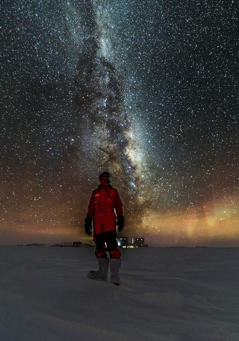 astrobiologo y estrellas