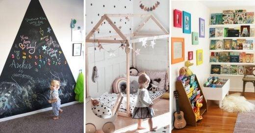Cover ideas para decoración del cuarto de tu bebé