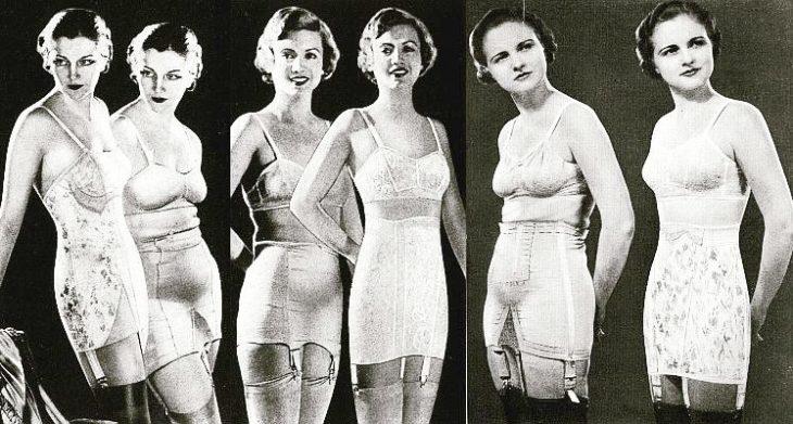 belleza cuerpo humano fotos retro